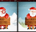 Christmas Five Differences