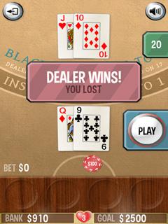 Image Blackjack Vegas